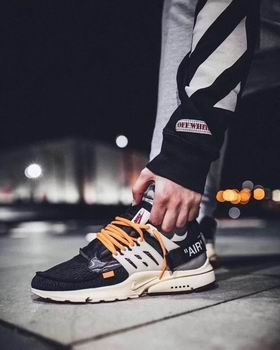 off-white Nike Air Presto shoes cheap free shipping for sale