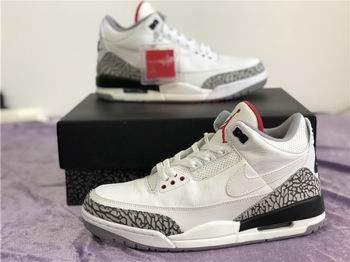 cheap nike air jordan 3 shoes