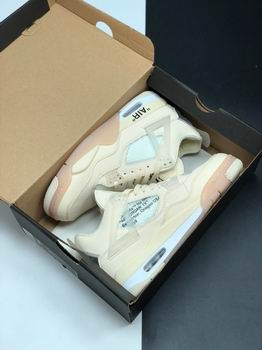 buy cheap nike air jordan 4 women shoes from china