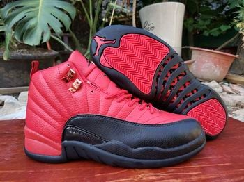 nike air jordan 12 aaa shoes cheap from china