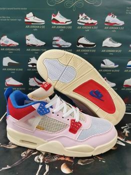 cheap wholesale nike air jordan 4 shoes aaa