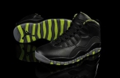 china nike air jordan 10 aaa shoes