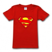 Surperman T-shirts wholesale in china
