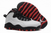 free shipping wholesale aaa nike air jordan 10 shoes