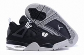 wholesale cheap jordan 4 shoes canvas