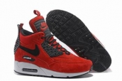 free shipping wholesale Nike Air Max 90 Sneakerboots Prm Undeafted