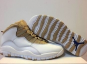 free shipping wholesale jordan 10 shoes aaa