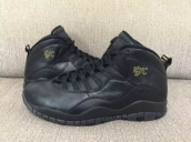 china wholesale nike air jordan 10 shoes aaa