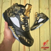 nike air jordan 5 shoes aaa men cheap from china