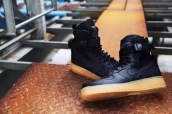 free shipping wholesale nike air force one high top shoes