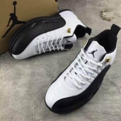 wholesale nike air jordan 12 shoes low top