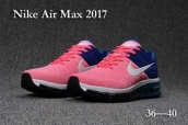 wholesale nike air max 2017 shoes women kpu