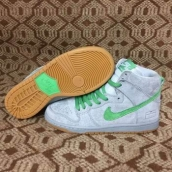 free shipping wholesale nike dunk sb shoes high boots