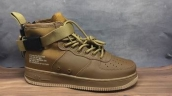 nike Air Force One mid top shoes free shipping for sale
