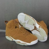 china cheap air jordan 6 shoes men