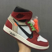 buy wholesale air jordan 1 shoes OFF-WHITE  aaa