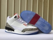 wholesale nike air jordan 3 shoes aaa