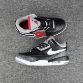 free shipping wholesale nike air jordan 3 shoes aaa