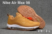 cheap wholesale nike air max 98 kpu shoes