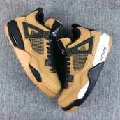 wholesale air jordan 4 shoes men