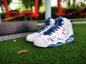 cheap wholesale air jordan 6 women shoes online