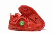 cheap nike air jordan 4 shoes aaa