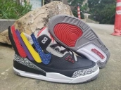 nike air jordan 3 shoes aaa cheap from china
