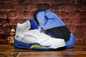free shipping wholesale air jordan 5 shoes aaa