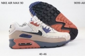 Nike Air Max 90 aaa shoes online cheap for sale